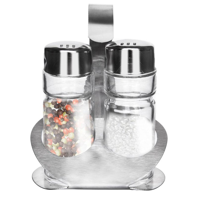 ORION Container for SALT / PEPPER salt cellar in stand