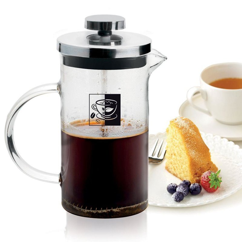 ORION Glass infuser for coffee / tea 0,8L