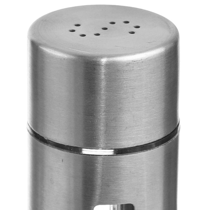 ORION Spices container in stand salt cellar + pepper cellar